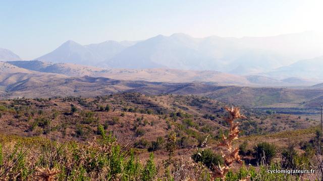 Grandiose paysage
