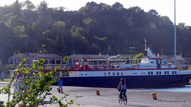 Le navire sans retour