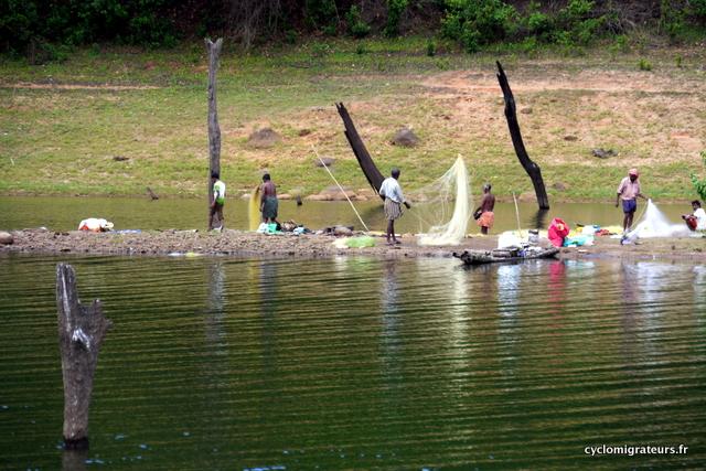 tribu de pêcheurs