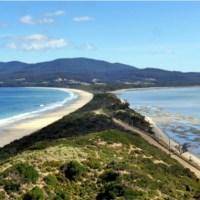 D'Hobart à Hobart, via (Carla) Bruny