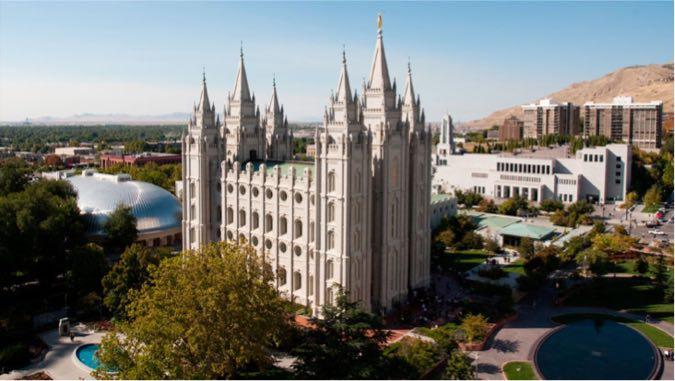 Un tour chez les Mormons