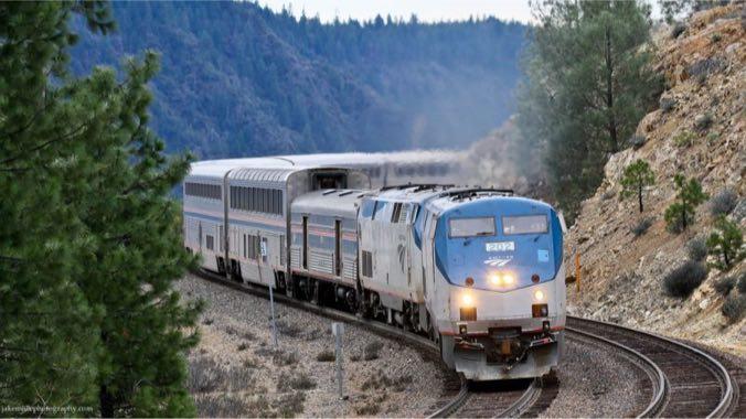 Un train nommé Zephyr