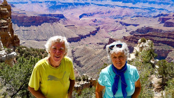 Le Grand Canyon (et les autres)