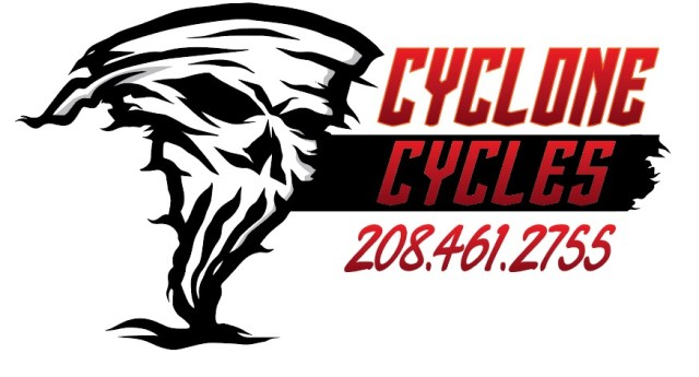 Contact | Cyclone Cycles Logo