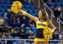 West Virginia State University Cheerleaders