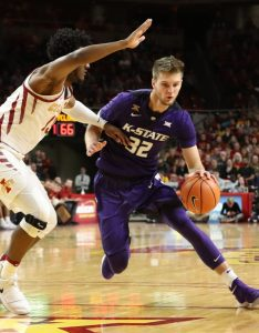 Dec ames ia usa kansas state wildcats forward dean wade drives on iowa cyclones guard jakolby long in the second half at james also two reasons not to worry about   transfer from rh cyclonefanatic