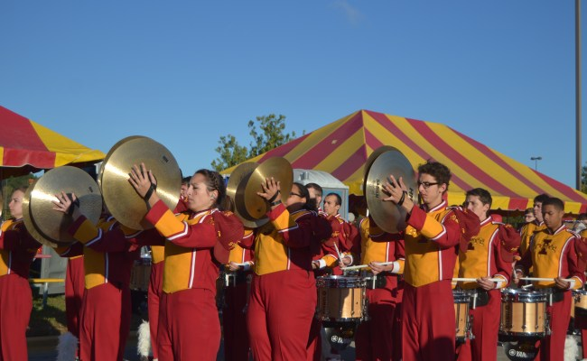 Tailgate Corner Music Makes Cyclone Tailgating Second To