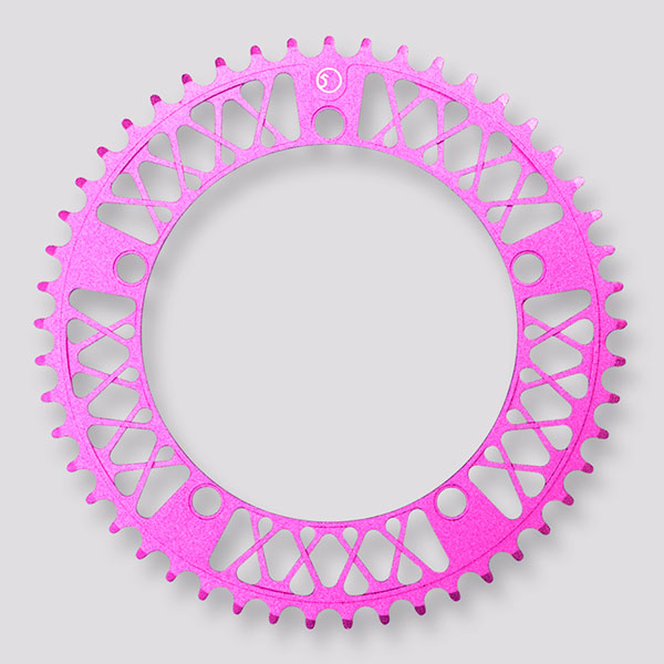 Factory-Five-Chainring-Pink