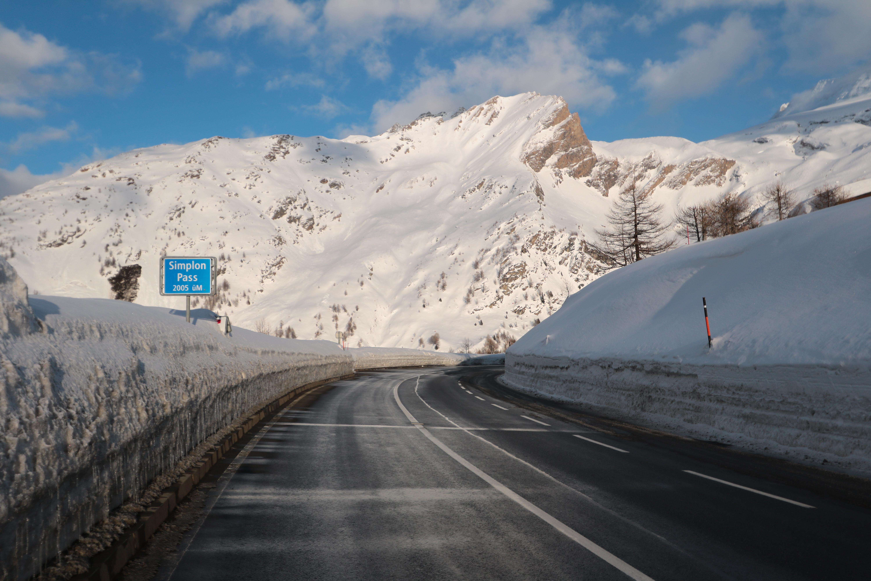 Le passage des Alpes