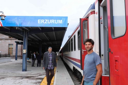 Gare d'Erzurum-aventuriers du rail