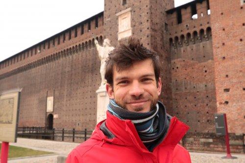 Jonathan à Milan