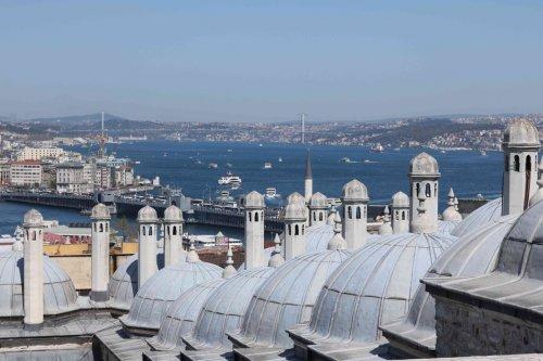 Vue sur Istanbul