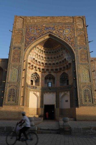 Boukhara historique