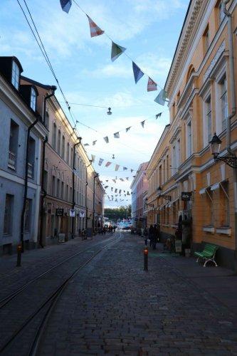 Centre ville Helsinki