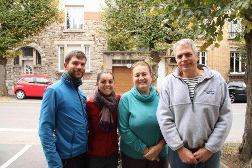 Chez Arielle et Feyyaz à Charleville Mézières