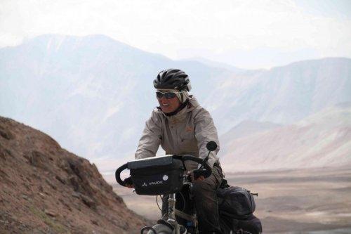 Derniers kilomètres au Tadjikistan