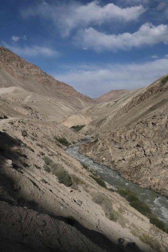 En remontant le Pamir