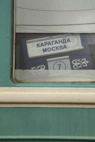 Karaganda Moscou