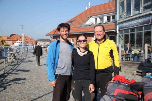 Sortie vélo avec Helge