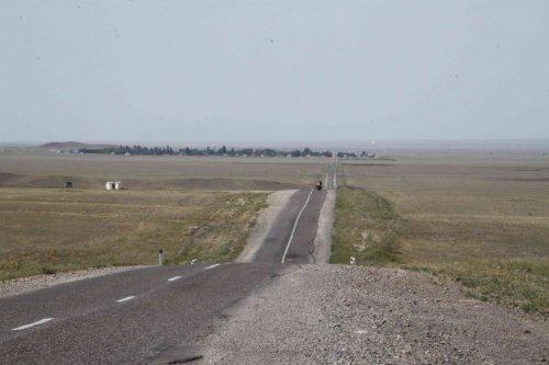 Steppe kazakh