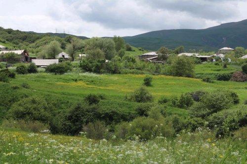 Verdoyante Arménie