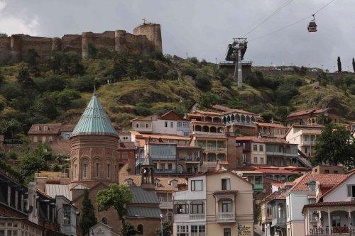Vieille ville de Tbilissi