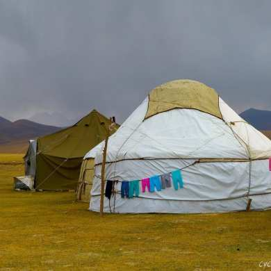 Brief Point About Nomads in Kazakhstan 9