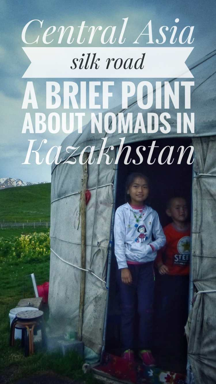nomads kazakhstan central asia