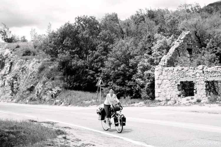 Bicycle Touring Through Slovenia Into Croatia 19