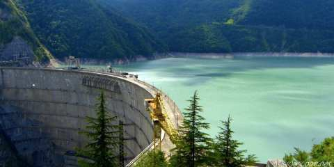 Enguri Dam