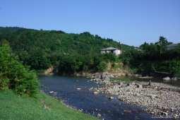 Georgia strada per Zugdidi