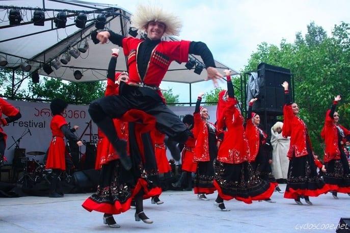 danza georgiana