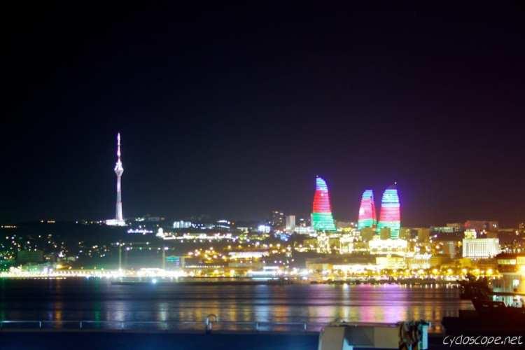Uzbekistan visa in Azerbaijan Baku