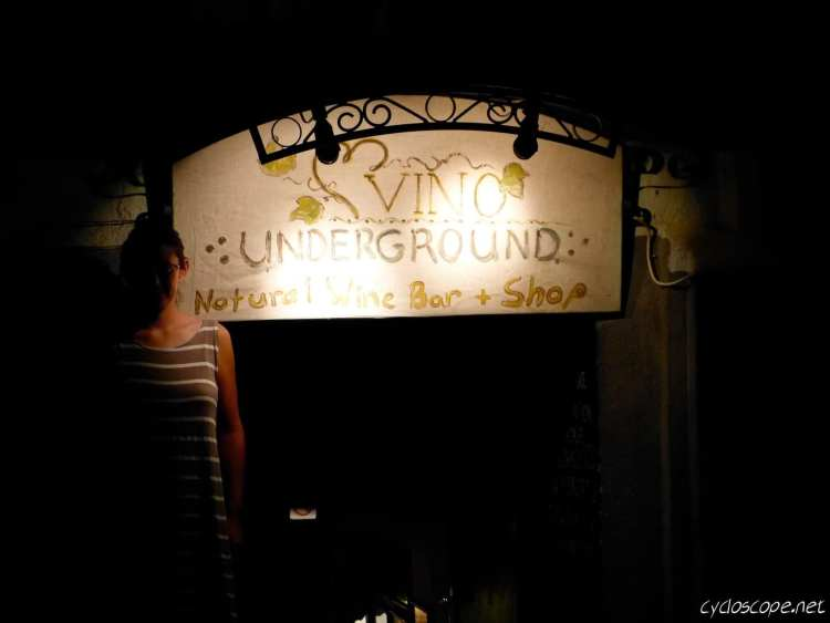 Vino Underground Tbilisi