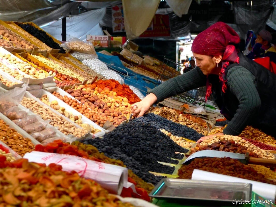 Osh bazar Bishkek
