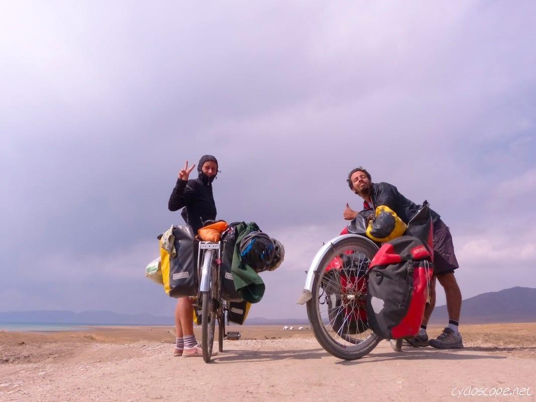 cicloturismo Song Kul