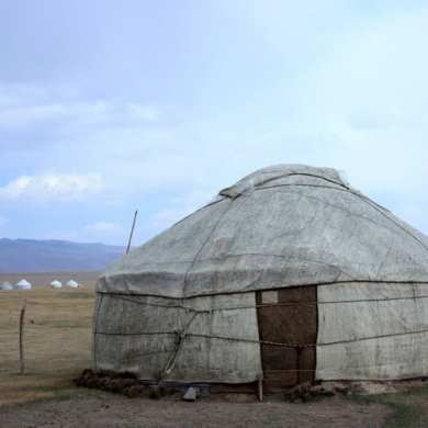 Song Kul: a Lake Close to Heaven (or fat your herds and get away) 10