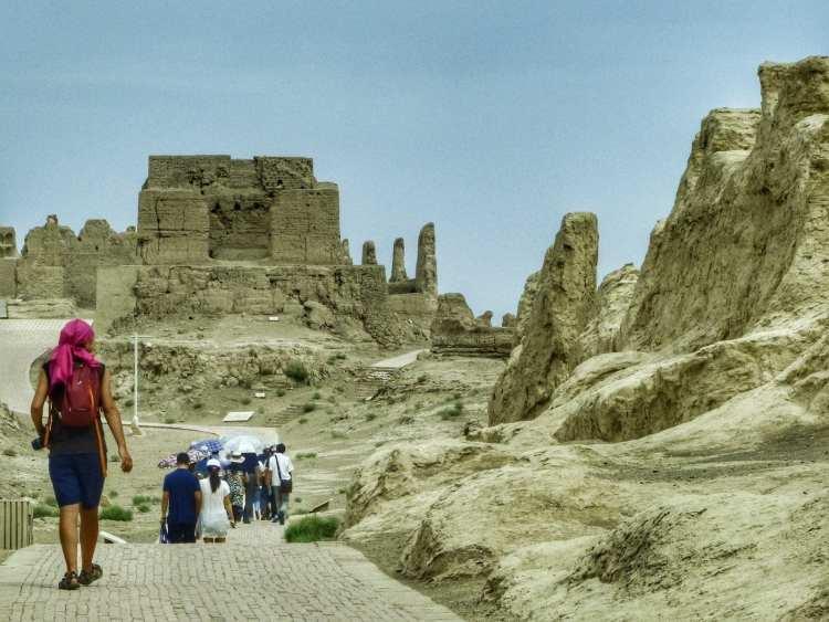 Turpan Xinjiang Jiaohe Yar