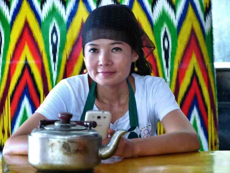 donna Uyghur