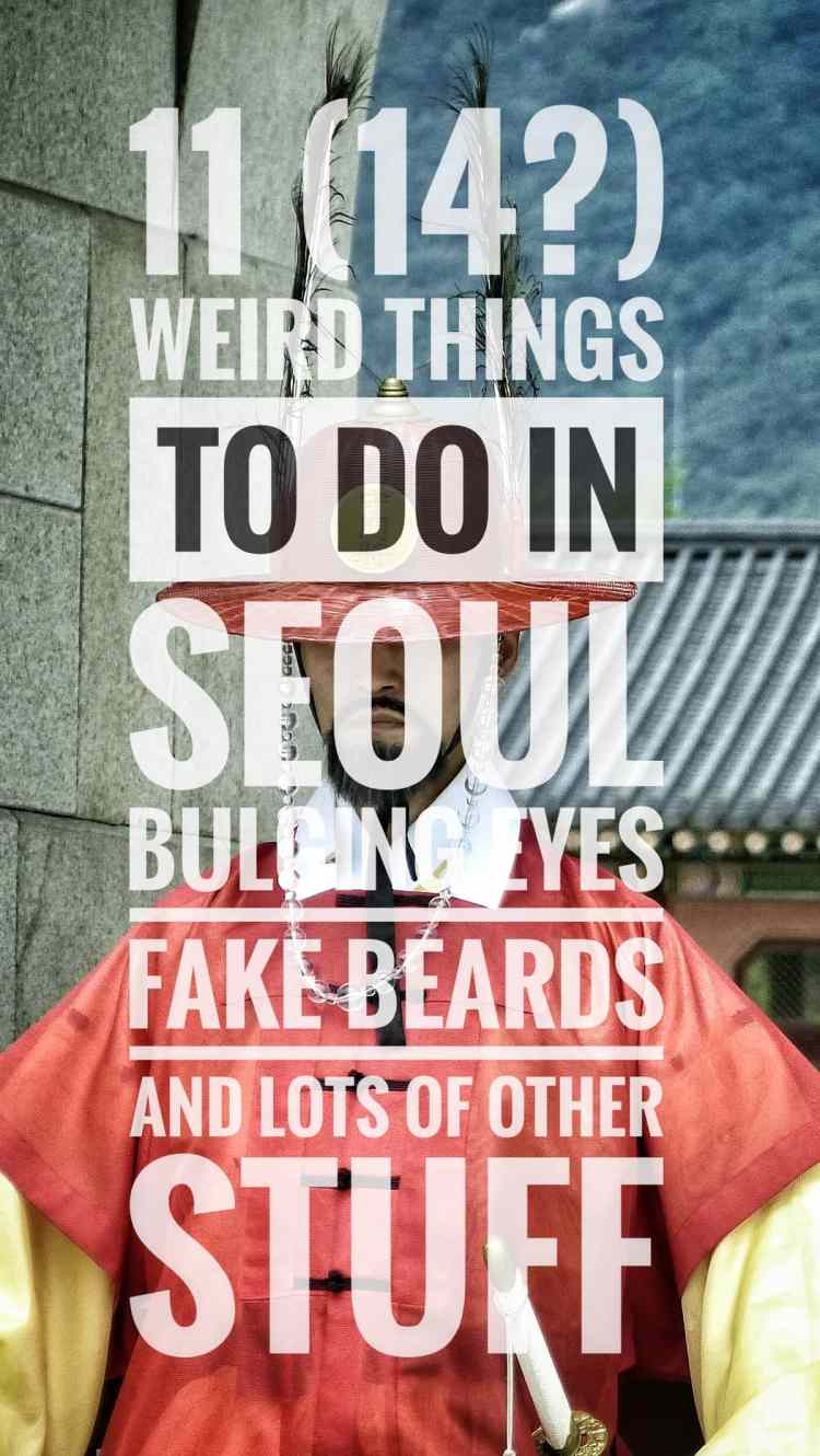 things to do seoul