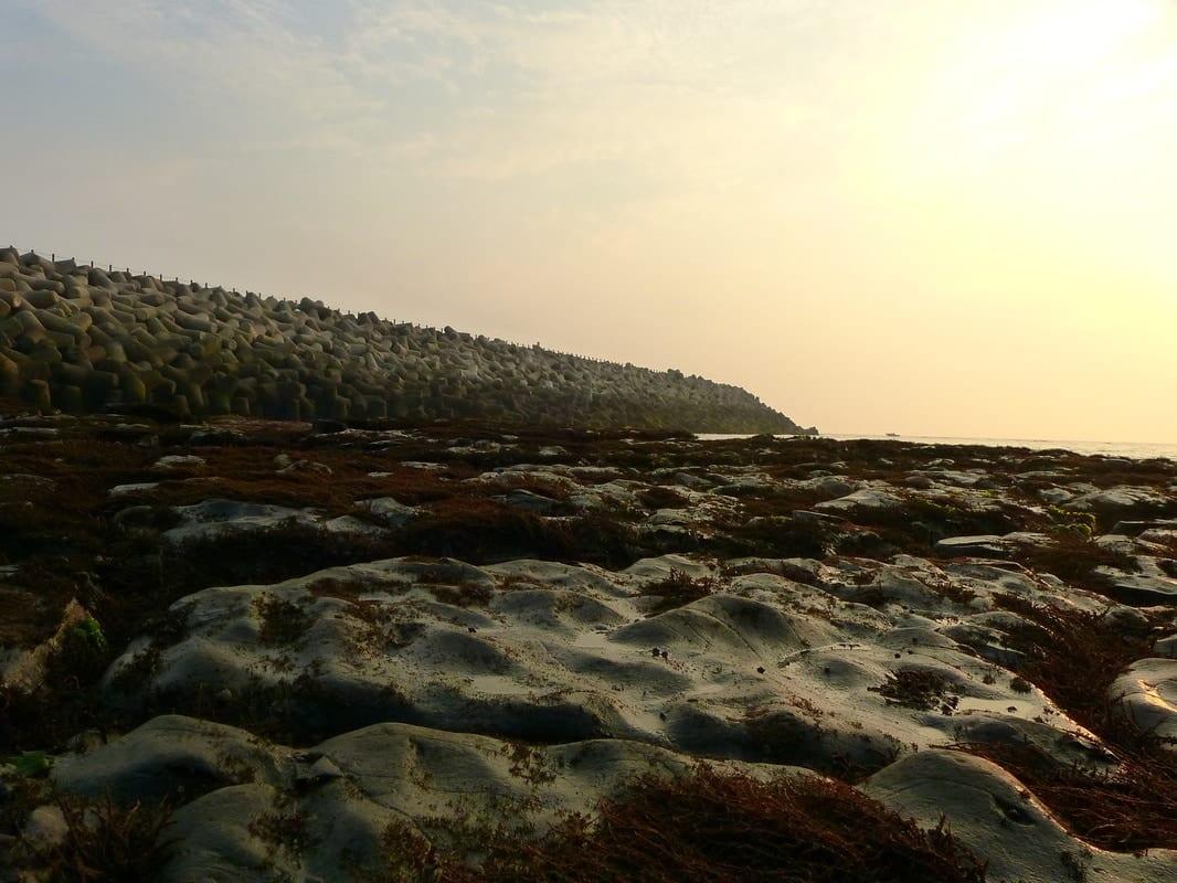 Gyeokpo cliff Byeonsan
