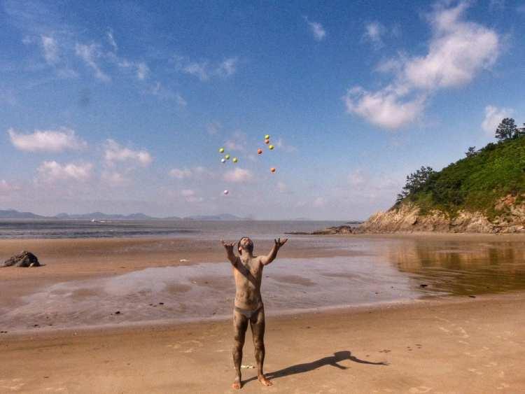 best beach south korea