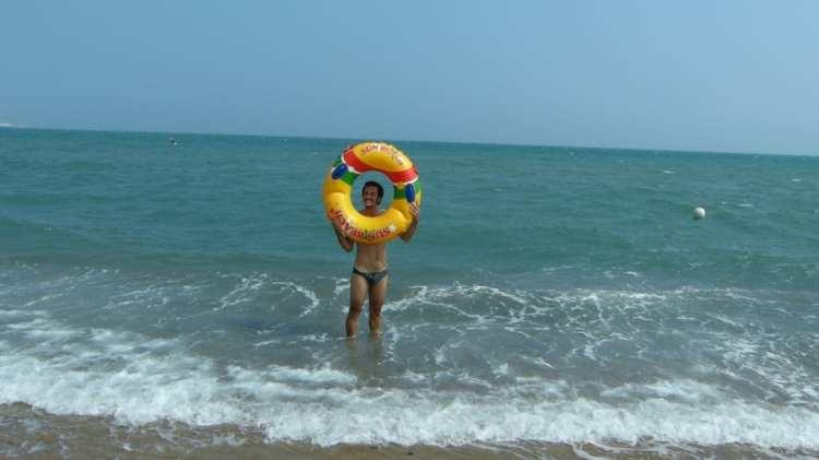 Imnog beach