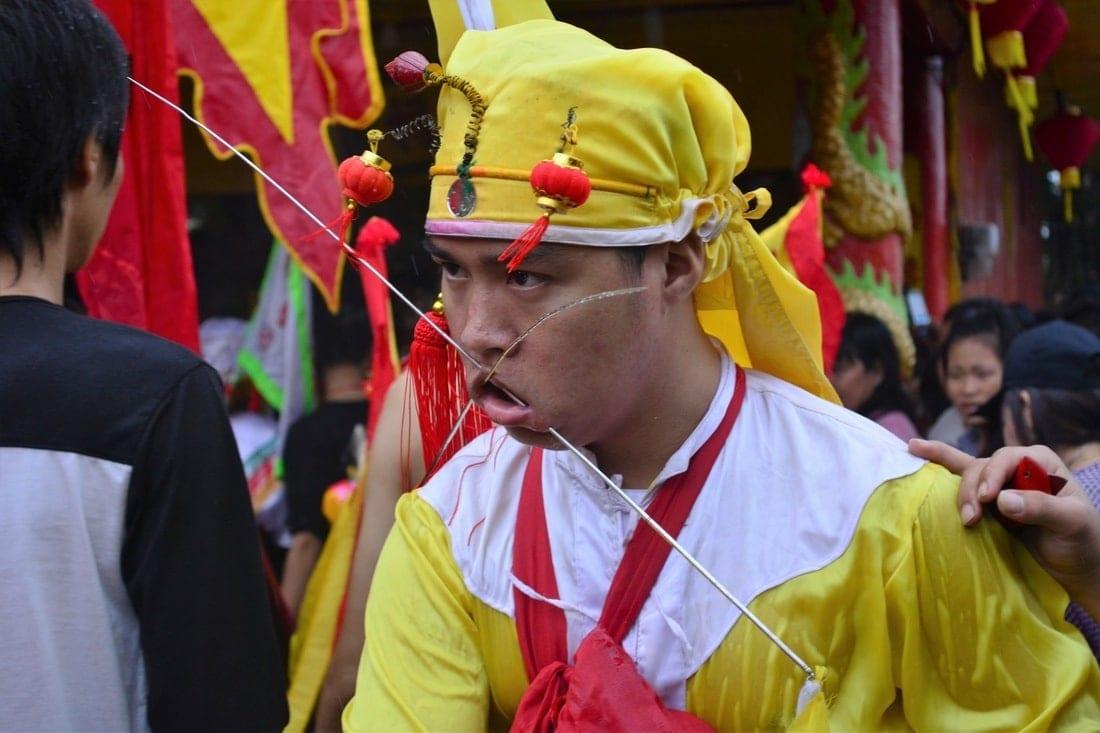 Lanterne Festival Indonesia