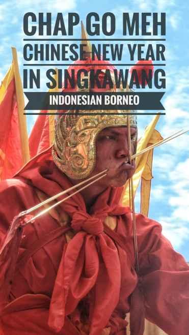 Borneo Cap Go Meh