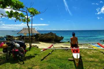 Budget travel the Philippines with less than 10$ a day: for bicycle touring & adventurous backpackers 26