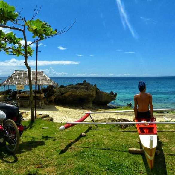 Budget travel the Philippines with less than 10$ a day: for bicycle touring & adventurous backpackers 9