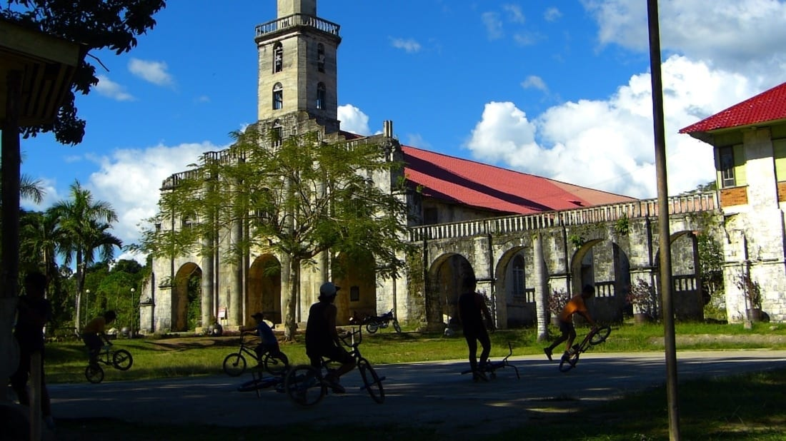 Baclayon Church Bohol Filippine