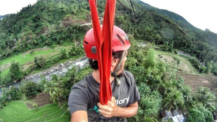 adventure itinerary panay island
