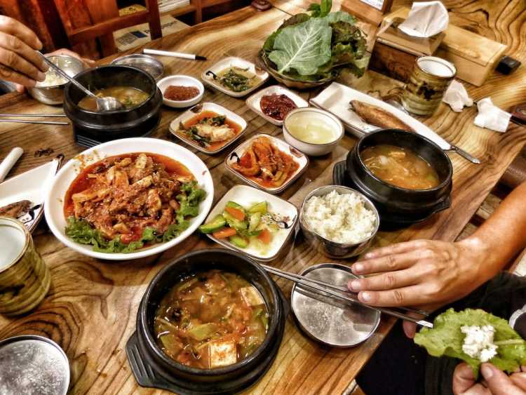 fun facts about south korean food